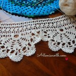 Wide Economy Lace Edgin